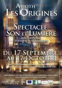 Son et Lumière Avioth les Origines 55600 Avioth du 17-09-2021 à 20:00 au 17-10-2021 à 22:00