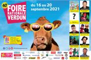 Foire de Verdun à Verdun Expo Meuse   55100 Verdun du 16-09-2021 à 14:00 au 20-09-2021 à 17:00