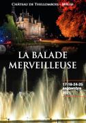 La Balade Merveilleuse Château de Thillombois 55260 Thillombois du 17-09-2021 à 19:30 au 25-09-2021 à 23:00