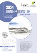 Exposition 2054 : Voyage en transition à Saxon-Sion 54330 Saxon-Sion du 05-09-2021 à 16:00 au 06-11-2021 à 18:30