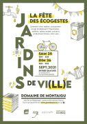 Jardins de Ville, Jardins de Vie Grand Nancy 54140 Jarville-la-Malgrange du 25-09-2021 à 10:00 au 26-09-2021 à 19:00