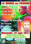 Bourse aux poissons à Chaligny 54230 Chaligny du 19-09-2021 à 10:00 au 19-09-2021 à 17:00