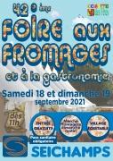 Foire aux Fromages à Seichamps 54280 Seichamps du 18-09-2021 à 11:30 au 19-09-2021 à 18:00