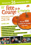 Fête de la Courge à Marbache 54820 Marbache du 26-09-2021 à 10:00 au 26-09-2021 à 18:00