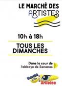 Marché des Artistes à Senones 88210 Senones du 05-09-2021 à 10:00 au 26-09-2021 à 18:00