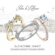 Salon de l'Alliance à Nancy 54000 Nancy du 02-10-2021 à 10:00 au 03-10-2021 à 19:00