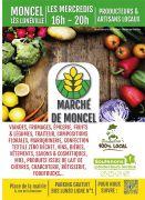 Marché de Moncel-lès-Lunéville 54300 Moncel-lès-Lunéville du 08-09-2021 à 16:00 au 29-09-2021 à 20:00