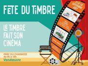 Fête du Timbre à Vandoeuvre-lès-Nancy 54500 Vandoeuvre-lès-Nancy du 25-09-2021 à 09:00 au 26-09-2021 à 19:50