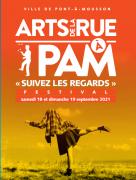 Festival Arts de la Rue à PAM Pont-à-Mousson 54700 Pont-à-Mousson du 18-09-2021 à 10:00 au 19-09-2021 à 19:00