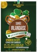 Soirée Celtique à Vandeléville 54115 Vandeléville du 24-09-2021 à 19:30 au 24-09-2021 à 23:00