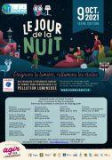 Le Jour de la Nuit en Déodatie 88100 Saint-Dié-des-Vosges du 08-10-2021 à 20:00 au 09-10-2021 à 23:59