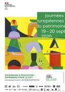 Journées du Patrimoine Agglo Saint-Dié-des-Vosges 88100 Saint-Dié-des-Vosges du 18-09-2021 à 09:00 au 19-09-2021 à 18:00