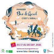 Marché Bio Local du Tholy 88530 Le Tholy du 19-09-2021 à 08:30 au 19-09-2021 à 12:30