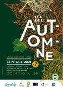 Fête de l'Automne à Contrexéville 88140 Contrexéville du 28-09-2021 à 10:00 au 13-10-2021 à 18:00