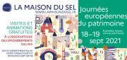 Journées du Patrimoine Maison du Sel Haraucourt 54110 Haraucourt du 18-09-2021 à 10:00 au 19-09-2021 à 17:30