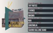 Saison Culturelle Espace Culturel Rombas 57120 Rombas du 12-09-2021 à 15:00 au 06-11-2021 à 22:30