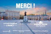 Place Stanislas Monument préféré des Français 54000 Nancy du 15-09-2021 à 10:00 au 15-02-2022 à 20:00