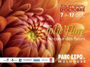 Folie'Flore Mulhouse 2021 Show Floral  Parc Expo de Mulhouse 120, rue Lefebvre 68100 Mulhouse du 07-10-2021 à 10:00 au 17-10-2021 à 21:00
