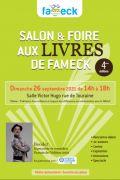 Salon et Foire aux Livres de Fameck 57290 Fameck du 26-09-2021 à 14:00 au 26-09-2021 à 18:00
