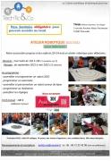 Ateliers Robotique Débutants à Thionville 57100 Thionville du 22-09-2021 à 15:00 au 01-05-2022 à 17:00