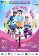 Rose and Roll Tour à Metz Octobre Rose  57000 Metz du 03-10-2021 à 09:00 au 03-10-2021 à 14:00