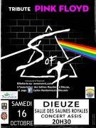 Sound of Floyd Concert Rock à Dieuze