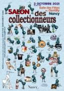 Salon des Collectionneurs de Nancy Gentilly 54000 Nancy du 03-10-2021 à 09:00 au 03-10-2021 à 18:00