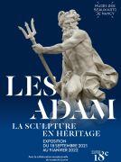 Exposition Sculptures Les Adam au Musée des Beaux Arts Nancy 54000 Nancy du 18-09-2021 à 10:00 au 09-01-2022 à 18:00