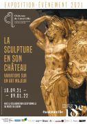 Exposition la Sculpture en son Château à Lunéville 54300 Lunéville du 18-09-2021 à 10:00 au 09-01-2022 à 18:00