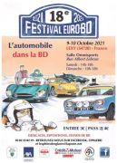 Festival Euro BD de Lexy 54720 Lexy du 09-10-2021 à 14:00 au 10-10-2021 à 18:00