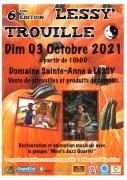 Lessy'Trouille Vente de Citrouilles à Lessy 57160 Lessy du 03-10-2021 à 10:00 au 03-10-2021 à 18:00