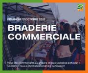 Braderie Commerciale à Dombasle 54110 Dombasle-sur-Meurthe du 17-10-2021 à 09:00 au 17-10-2021 à 18:00