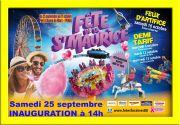 Fête Foraine de la Saint Maurice à Épinal  88000 Epinal du 25-09-2021 à 14:00 au 17-10-2021 à 21:00