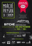 Marché Paysan à Bitche 57230 Bitche du 03-10-2021 à 10:00 au 03-10-2021 à 18:00