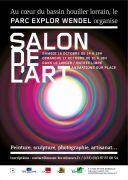 Salon de l'Art Parc Explor Wendel à Petite-Rosselle 57540 Petite-Rosselle du 16-10-2021 à 14:00 au 17-10-2021 à 18:00