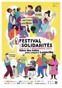 Marché du Monde Solidaire à Lunéville
