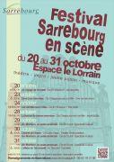 Festival de Théâtre Sarrebourg en Scène