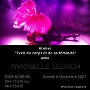 Stage Yoga Danse à Villers-lès-Nancy