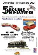 Bourse Miniatures Auto et Modèles Réduits à Saint-Max