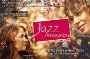 Festival du Jazz Amarinois  68550 Saint-Amarin du 29-10-2021 à 20:15 au 31-10-2021 à 19:00