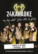Karaoke Live à Metz 57000 Metz du 23-10-2021 à 20:00 au 24-10-2021 à 02:00