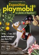 Exposition Playmobil Plantes Napoléon Jardin Botanique Nancy