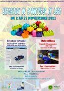 Exposition Animations Lego Médiathèque Remiremont