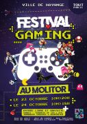 Festival du Gaming  à Hayange 57700 Hayange du 23-10-2021 à 10:00 au 24-10-2021 à 18:00