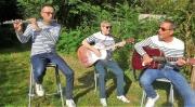 Trio Copains d'Accords Concert à Épinal