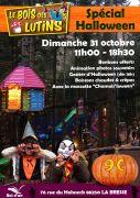 Halloween Bol d'Air à La Bresse
