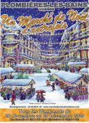 Marché de Noël de Plombières marché d'autrefois 88370 Plombières-les-Bains du 28-11-2009 à 11:00 au 20-12-2009 à 17:00
