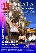 Gala de Danse de salon à Golbey 88190 Golbey du 14-04-2013 à 12:30 au 14-04-2013 à 17:00