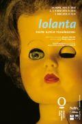 Opéra Iolanta Renaissance Nancy 54000 Nancy du 30-04-2013 à 18:00 au 05-05-2013 à 15:00