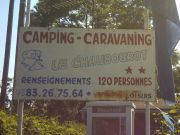 Camping le chaubourot